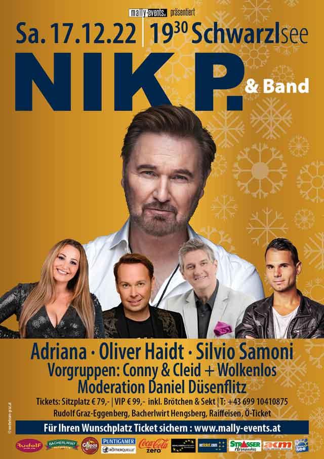 Nik P. zur Weihnacht