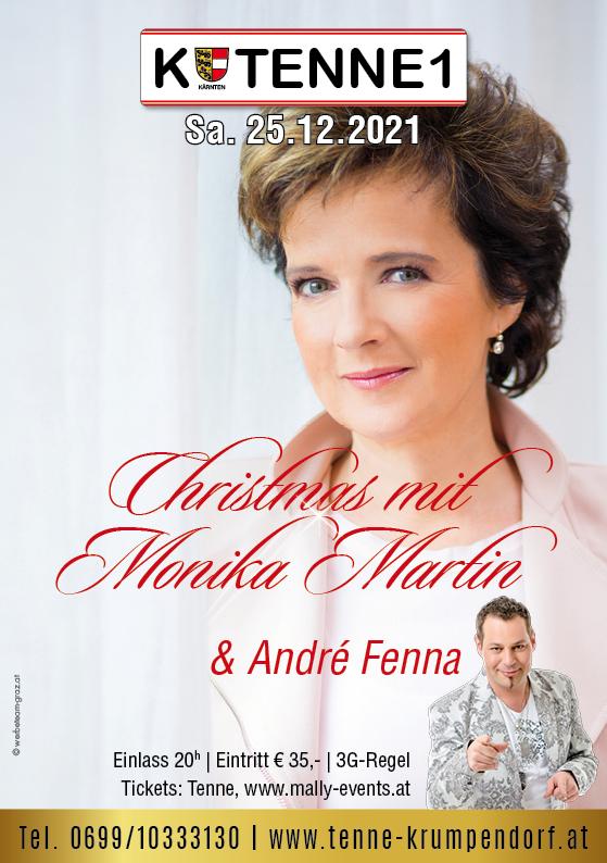 Christmas mit Monika Martin